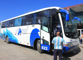 Viazul Bus Service Cuba